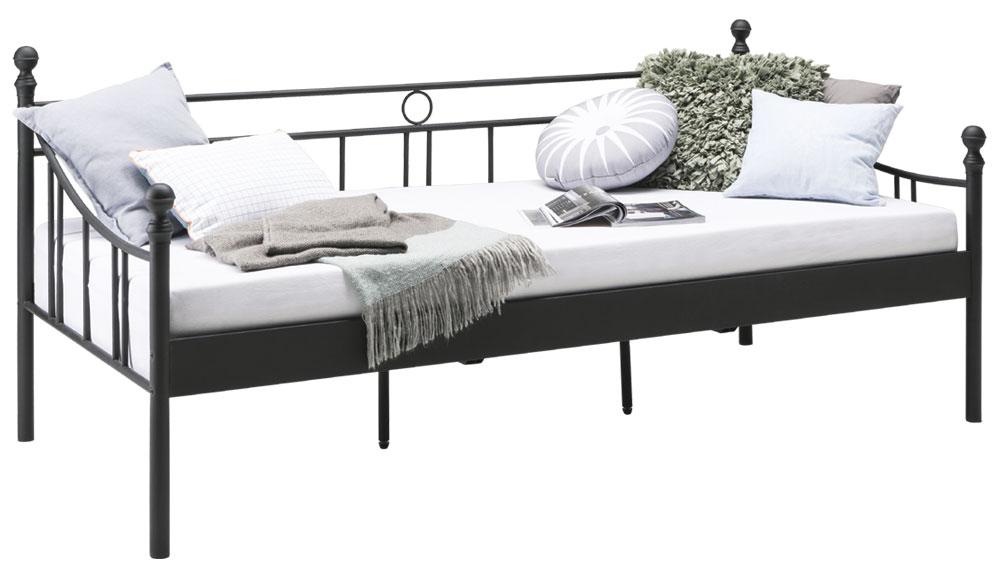 schlafzimmer bett komplett 90x200 cm. Black Bedroom Furniture Sets. Home Design Ideas