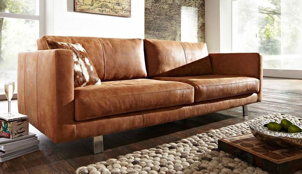 3er sofa bonbeno het anker. Black Bedroom Furniture Sets. Home Design Ideas
