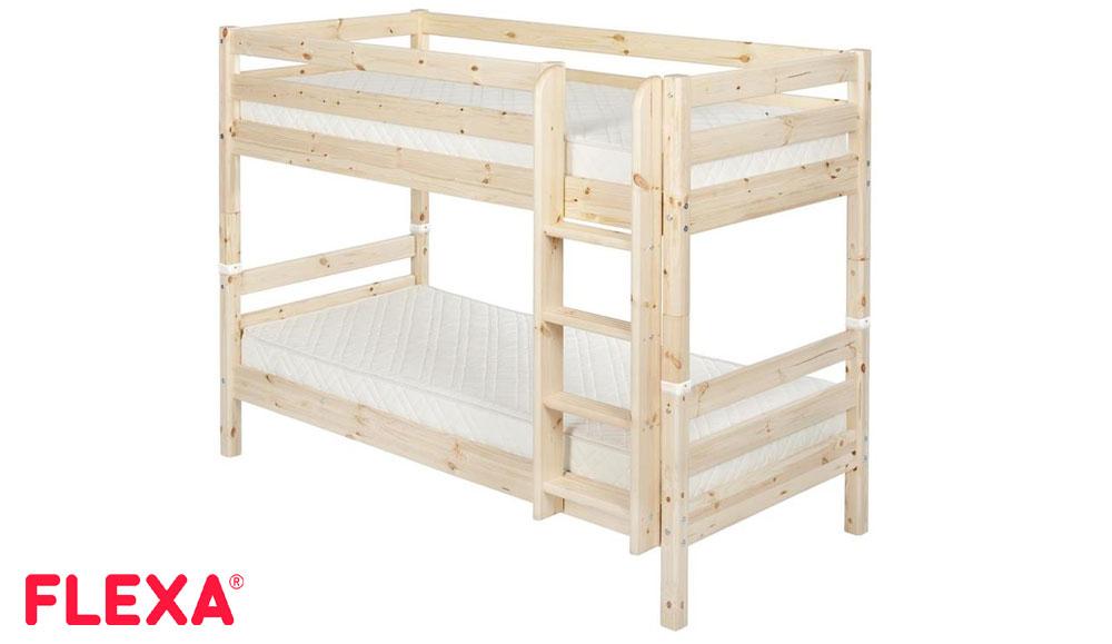 etagenbett flexa classic. Black Bedroom Furniture Sets. Home Design Ideas